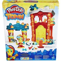 Fantasy Play-Doh Town: Brandweerkazerne 224 gram