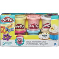 Confetti Play-Doh 6-pack: 336 gram