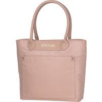 Shopper Supertrash pink 31x31x12 cm