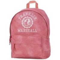 Rugzak Franklin Marshall pink 40x30x15 cm