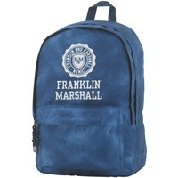 Rugzak Franklin Marshall blue 43x30x18 cm