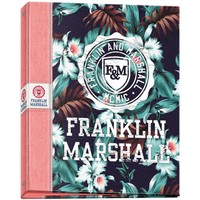 Ringband Franklin Marshall pink 23-rings