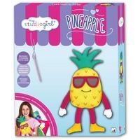 Knutselset My Studiogirl: Pineapple