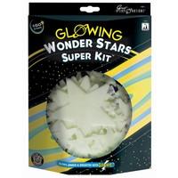 Glow in the Dark sterren: Wonder Stars Super Kit