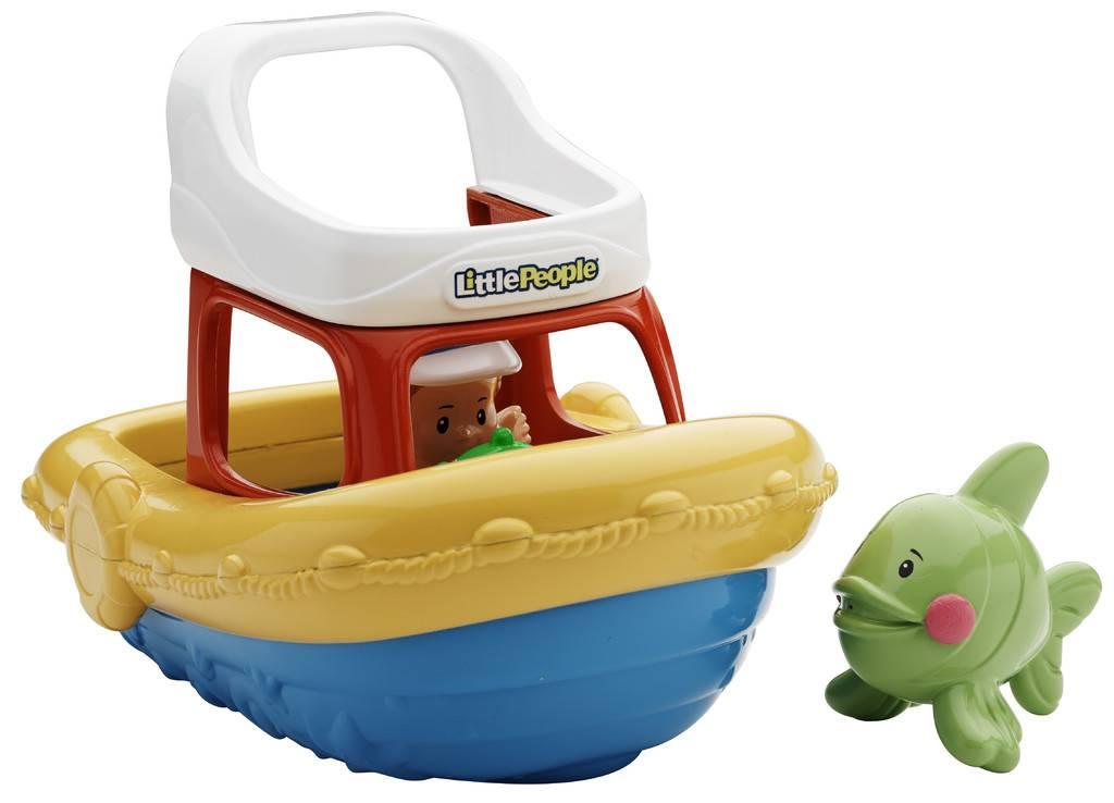 Badspeelbootje Fisher-price