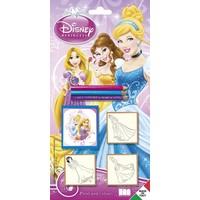 Stempelset Princess: 7-delig