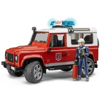 Land Rover Defender Brandweer Bruder