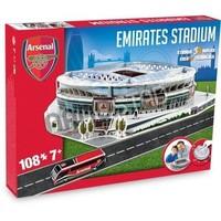 Puzzel Arsenal: Emirates Stadium 108 stukjes