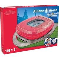 Puzzel Bayern Munchen rd: Allianz Arena 118 stukjes