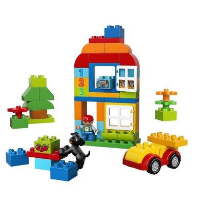 LEGO LEGO Duplo 10572 Alles-in-een doos groen