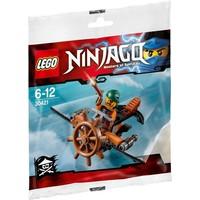 LEGO Ninjago 30421 Opstijgend vliegtuig