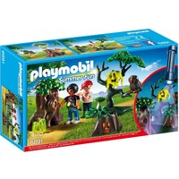 Nachtdropping met UV-lamp Playmobil