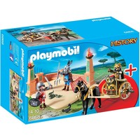 Arena met gladiatoren starterset Playmobil