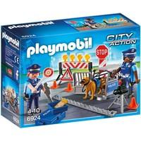 Politiewegversperring Playmobil