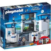 Politiebureau met gevangenis Playmobil