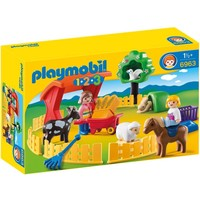 Kinderboerderij Playmobil