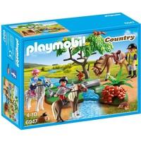Ponyrijles Playmobil