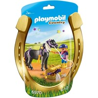 Pony om te versieren Playmobil: ster