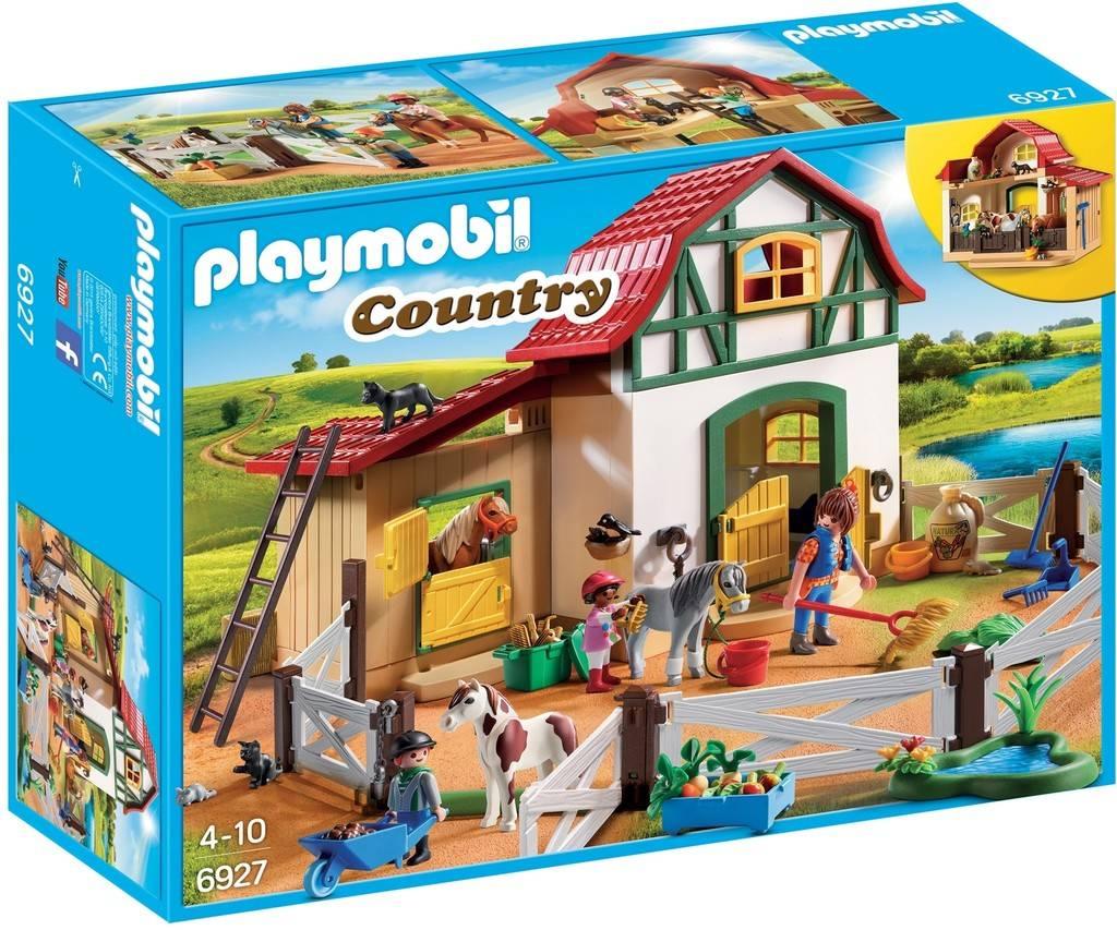 Ponypark Playmobil