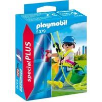 Glazenwasser Playmobil