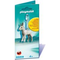 Sleutelhanger ezel Playmobil