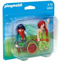 Duopack elf en dwerg Playmobil