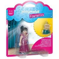 Fashion girl Playmobil: party