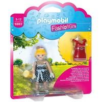 Fashion girl Playmobil: retro