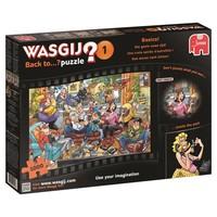 Puzzel Wasgij Back To 01: Oude Tijd 1000 stukjes