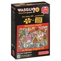 Puzzel Wasgij Extension 01: Dorp Bakt 250 stukjes