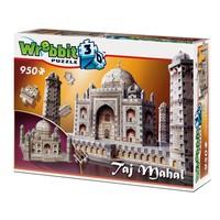 Puzzel Wrebbit Taj Mahal 3d: 950 stukjes