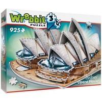 Puzzel Wrebbit Sydney Opera House 3d: 925 stukjes