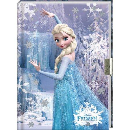 Frozen Dagboek met slot Frozen