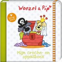 Creche- en oppasboek Woezel en Pip