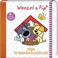 Kraambezoekboek Woezel en Pip