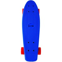 Skateboard Candy Move Blauw 57 cm/ABEC7