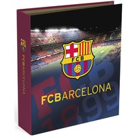 Ringband barcelona A4 stadion breed 8 cm