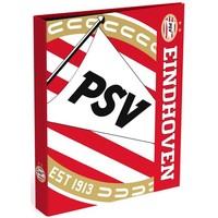 Ringband psv A4 rood/wit blow 23-rings