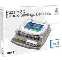 Puzzel Real Madrid: Santiago Bernabeu 160 stukjes