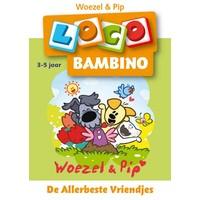 Vriendjes Woezel en Pip Loco Bambino