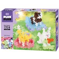 Mini Pastel Plus-Plus Huisdieren: 170 stuks