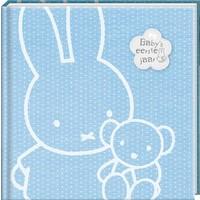 Boek Baby eerste jaar Nijntje: blauw