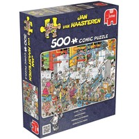 Puzzel JvH: Snoepfabriek 500 stukjes