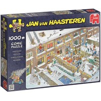 Puzzel JvH: Kerstavond 1000 stukjes