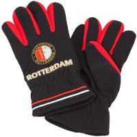 Handschoenen feyenoord junior zwart/rood