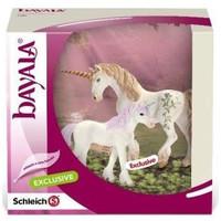 Schleich Scenery pack Eenhoornfamilie 41386