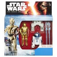 Action figure Star Wars 2-Pack 10 cm: R2-D2