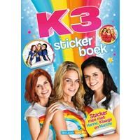 K3 Stickerboek de nieuwe K3