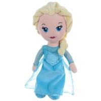 Pluche Frozen Elsa: 30 cm