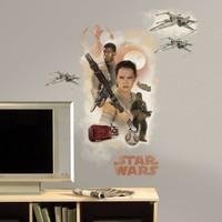 Muursticker Star Wars VII: Hero